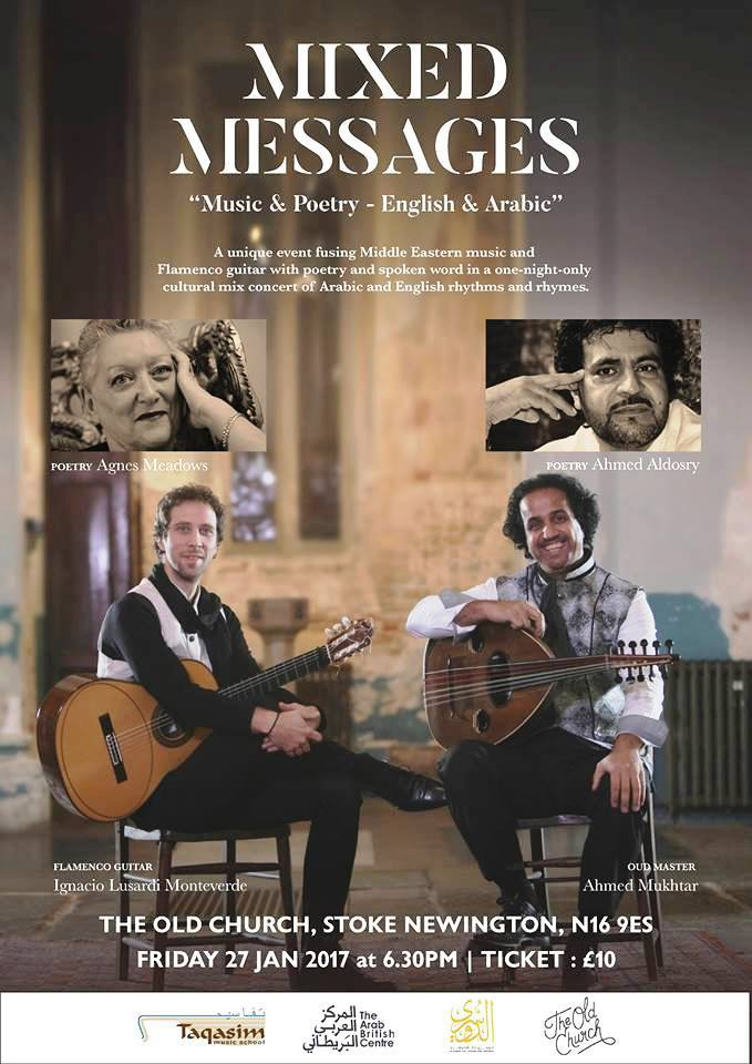 Upcoming Concerts & Events – Ahmed Mukhtar